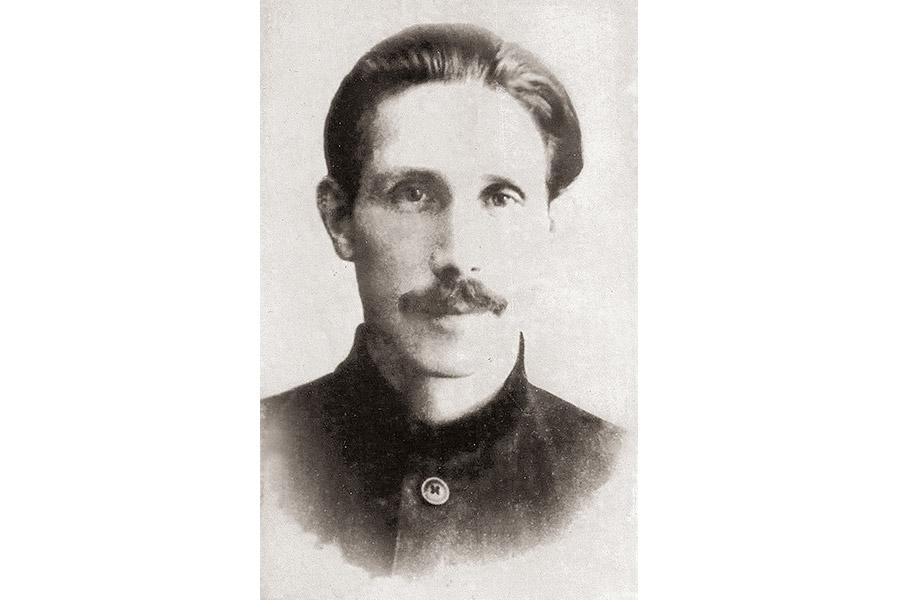 Иван Павлов – семинарист