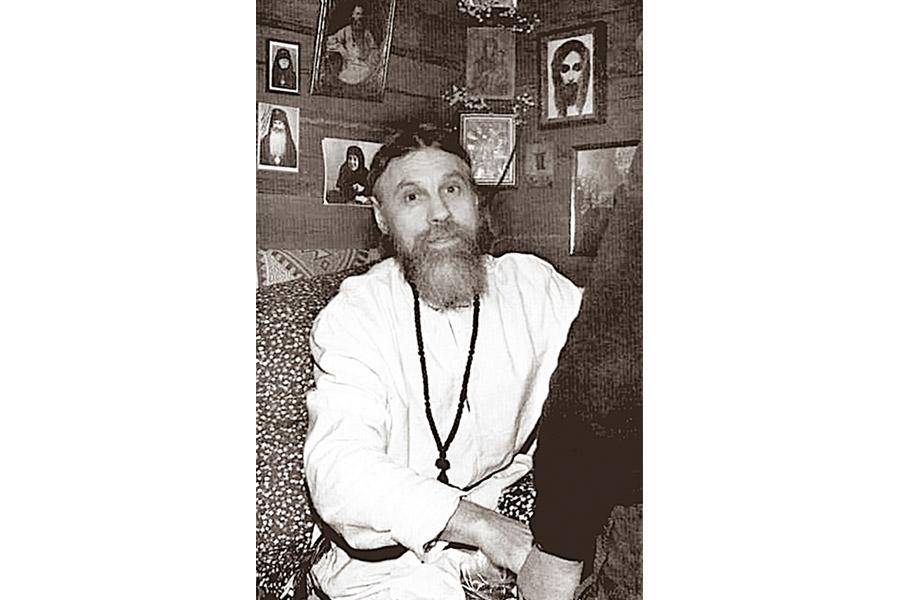 Схиархимандрит Виталий в Сергиевом Посаде. 1979 год