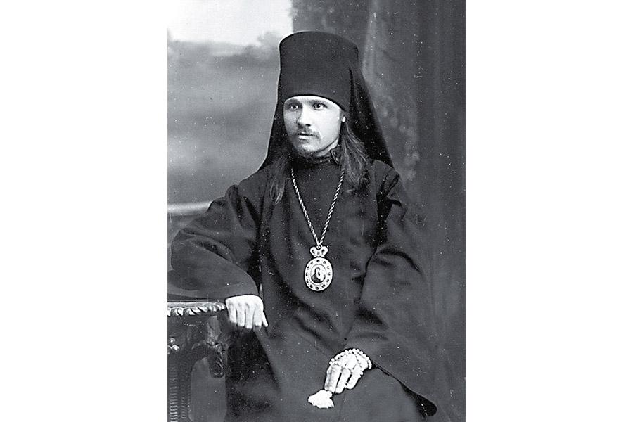 Владыка Фаддей (Успенский) в сане епископа