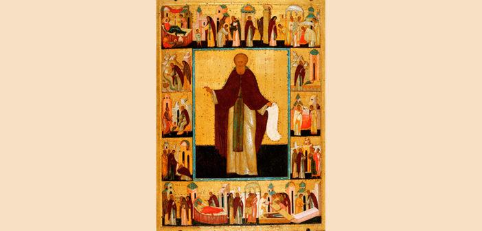 Созерцая образ Преподобного Сергия