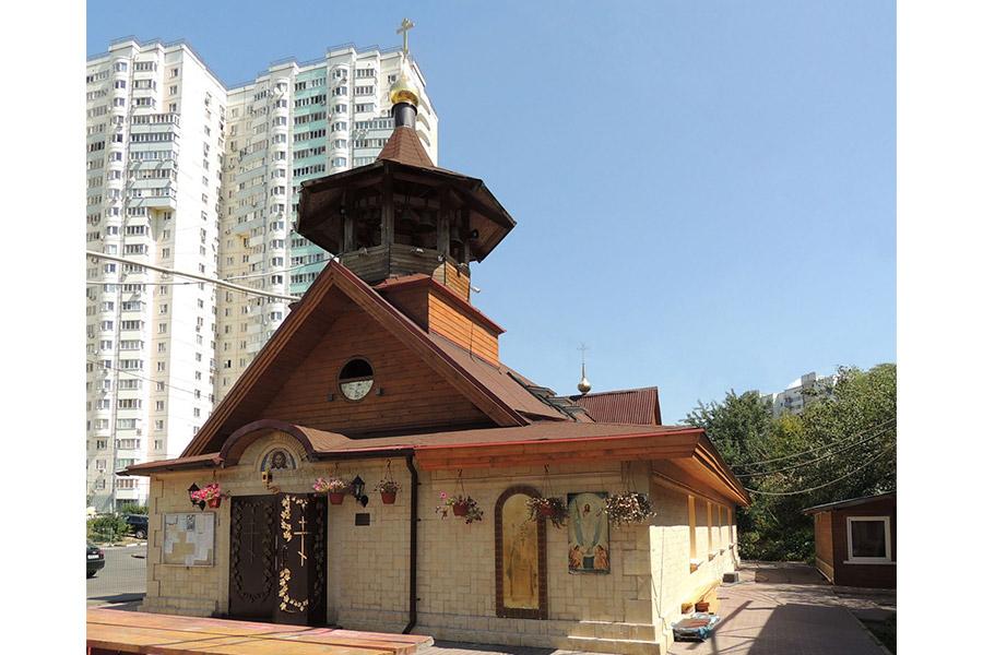 Храм апостола Фомы на Кантемировской в Москве