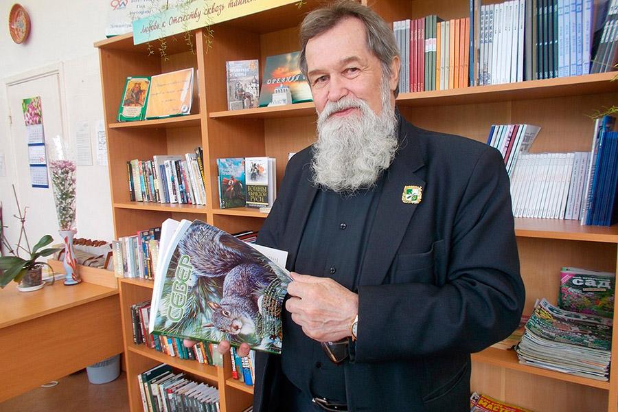 Николай Михайлович Коняев
