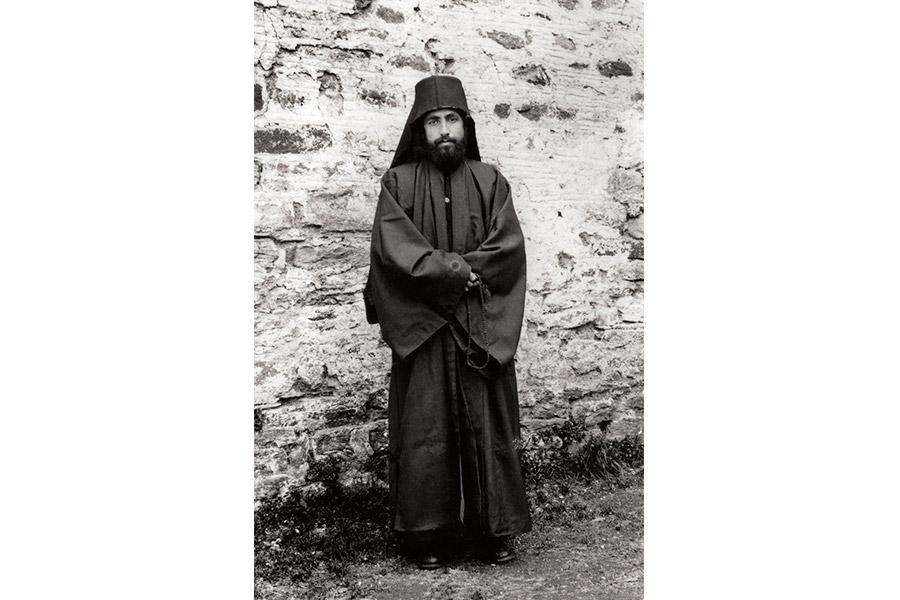 Паисий Святогорец монах