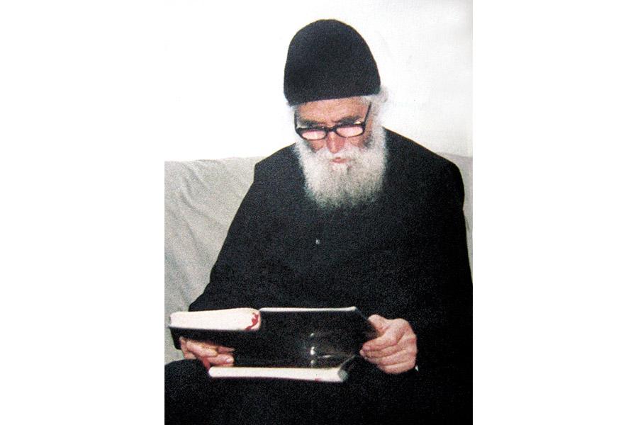 Преподобный Паисий Святогорец оставил большое духовное наследие