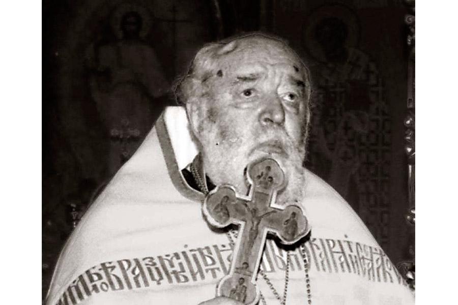 Отец Всеволод Шпиллер