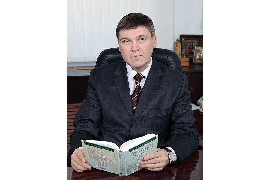 Алексей Михайлович Величко, доктор юридических наук
