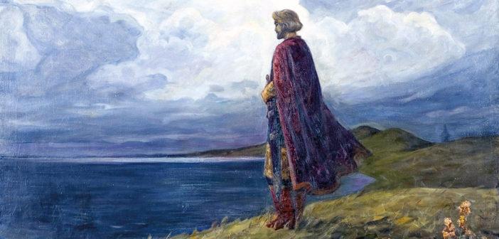 Святой благоверный князь Александр Невский. Удар в спину