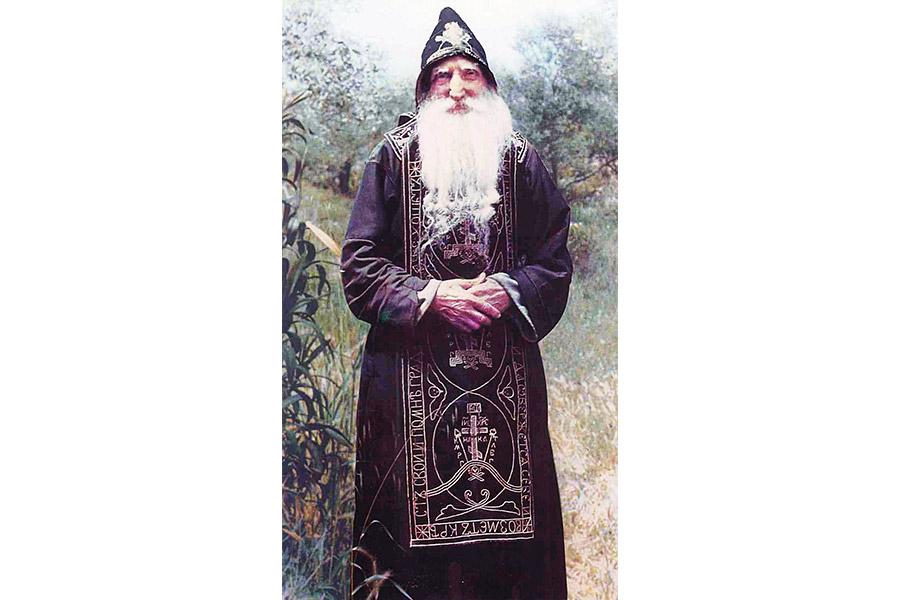 Святой старец Тихон Афонский