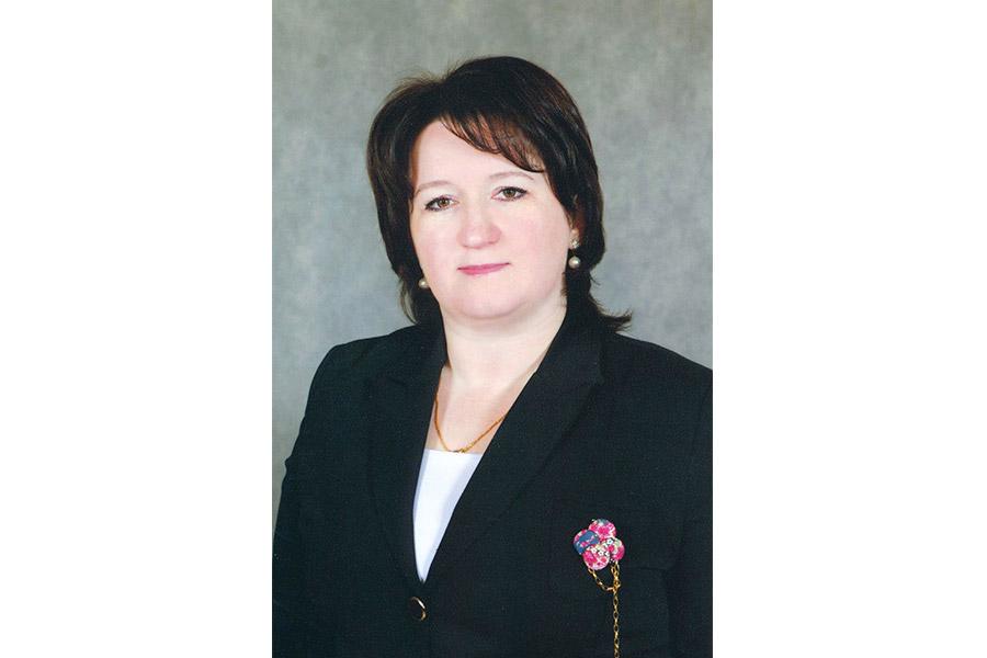 Ольга Игоревна Груданова