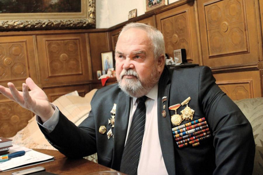 Внук маршала Чуйкова Николай Владимирович Чуйков