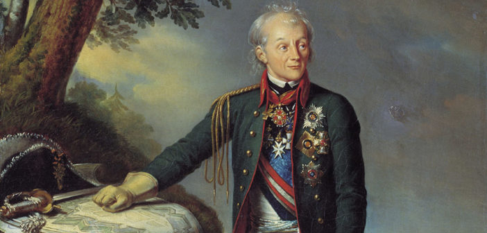 Благочестие Александра Васильевича Суворова