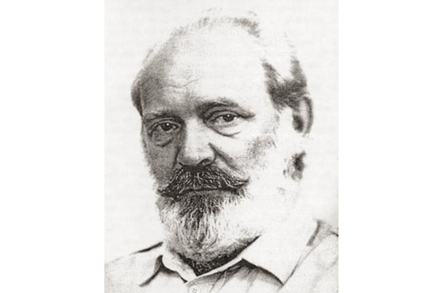 Эдуард Фёдорович Володин