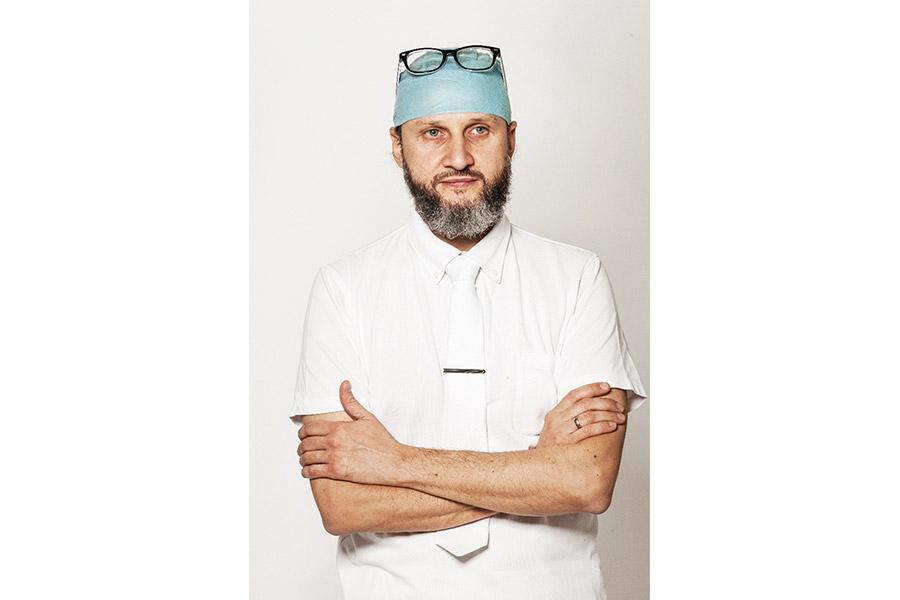 Кандидат медицинских наук Игорь Евгеньевич Кортуков