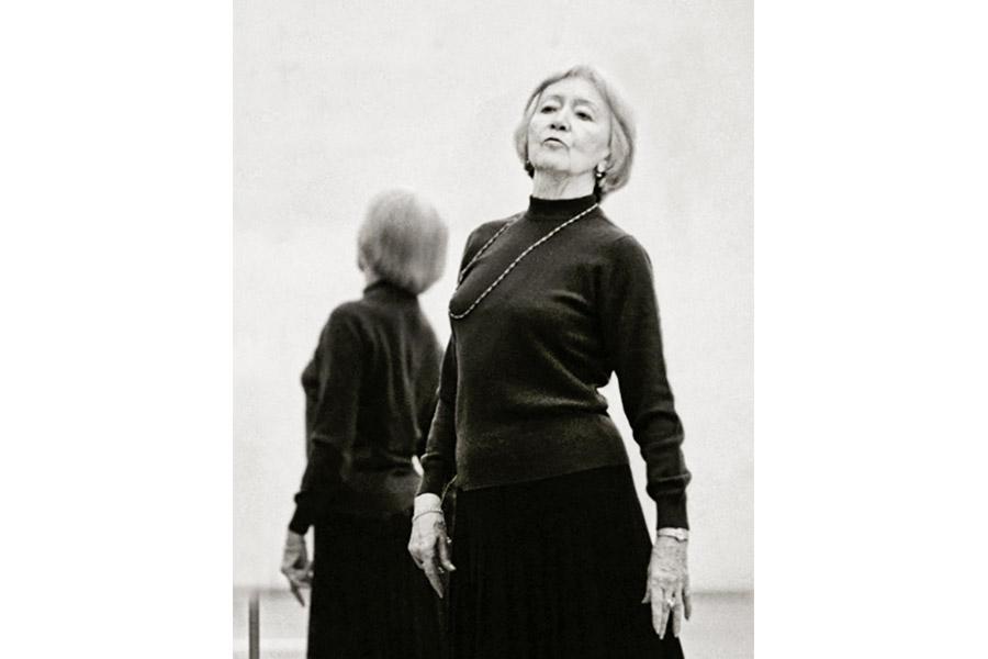 Галина Уланова, 1993 г.