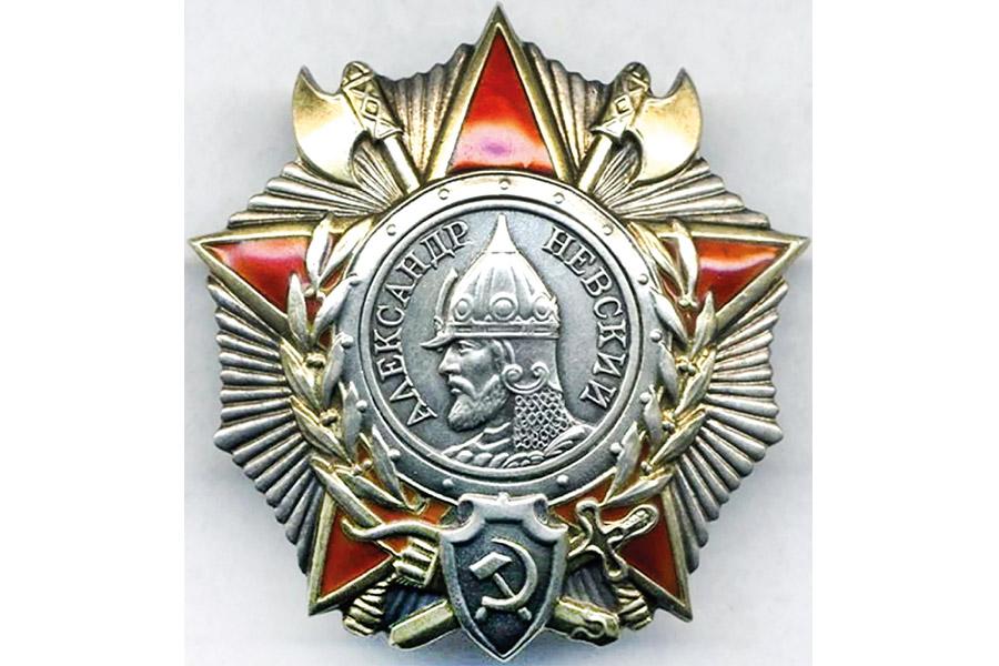 Советские орден Александра Невского