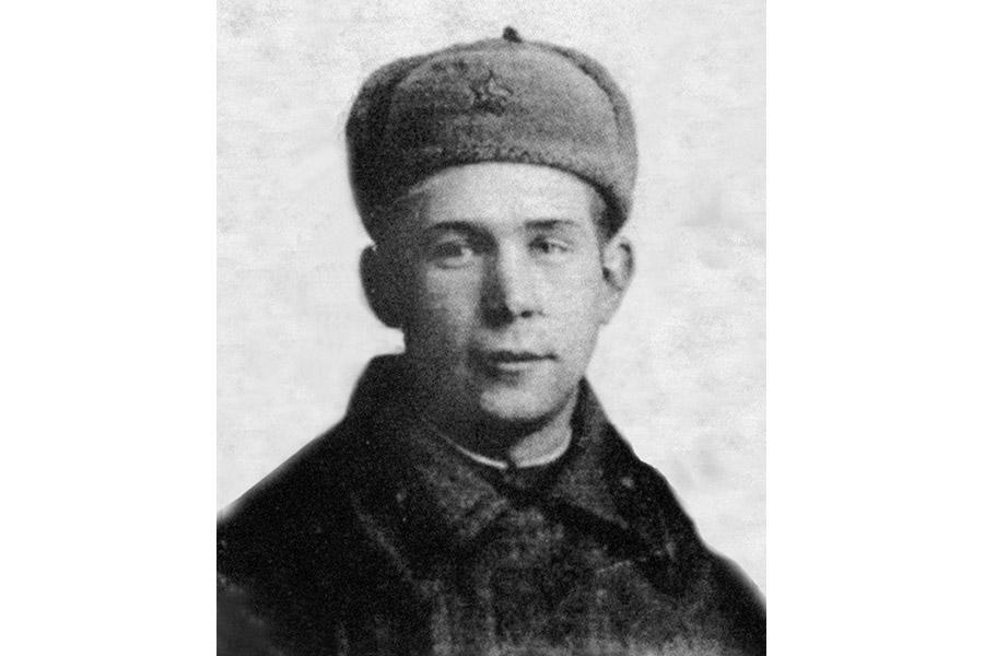 Иван Павлов во время войны