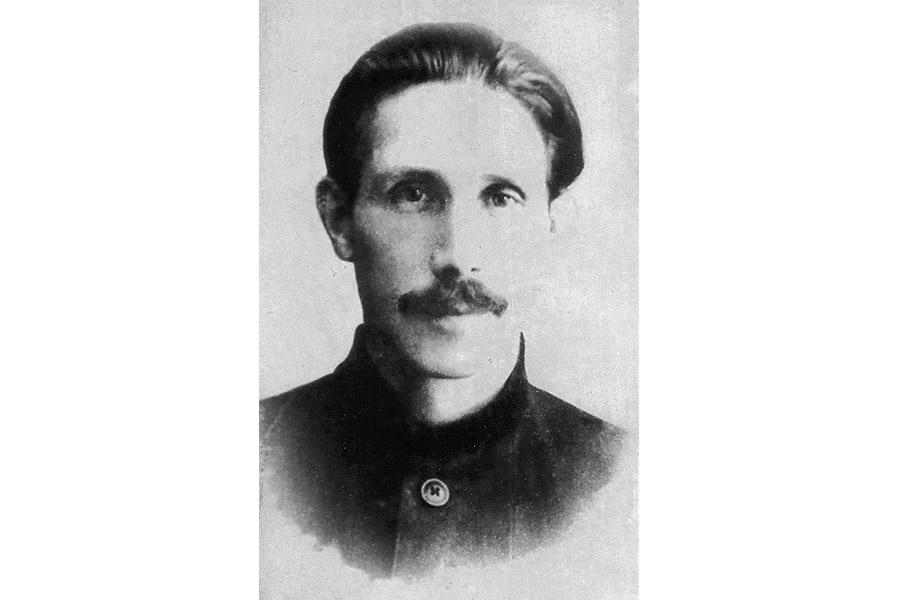 Иван Павлов в семинарии