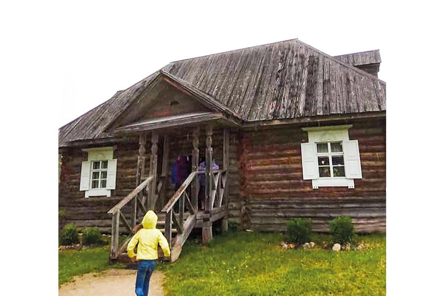 Кончанско-Суворовское. Дом-музей А.В. Суворова