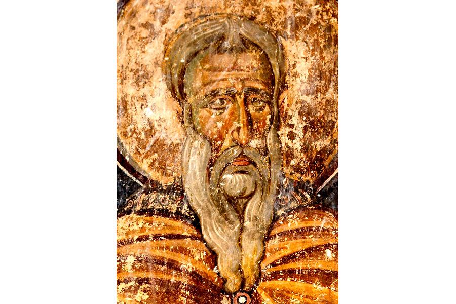 Святой преподобный Иоанникий Великий