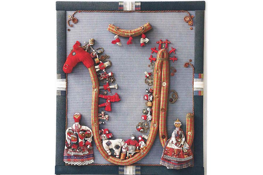 Буква И краткое с использованием традиционной игрушки