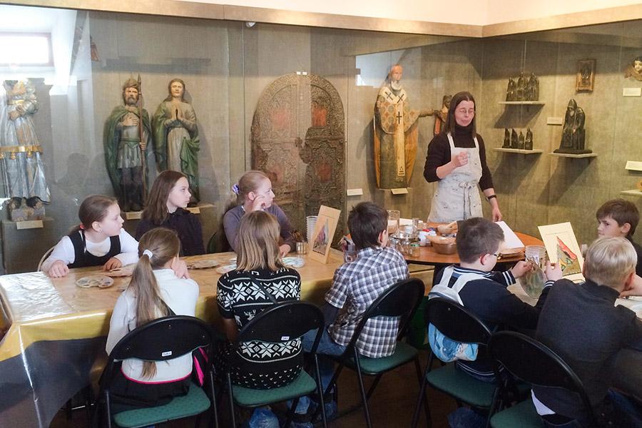 Экскурсия в музей изобразительных искусств