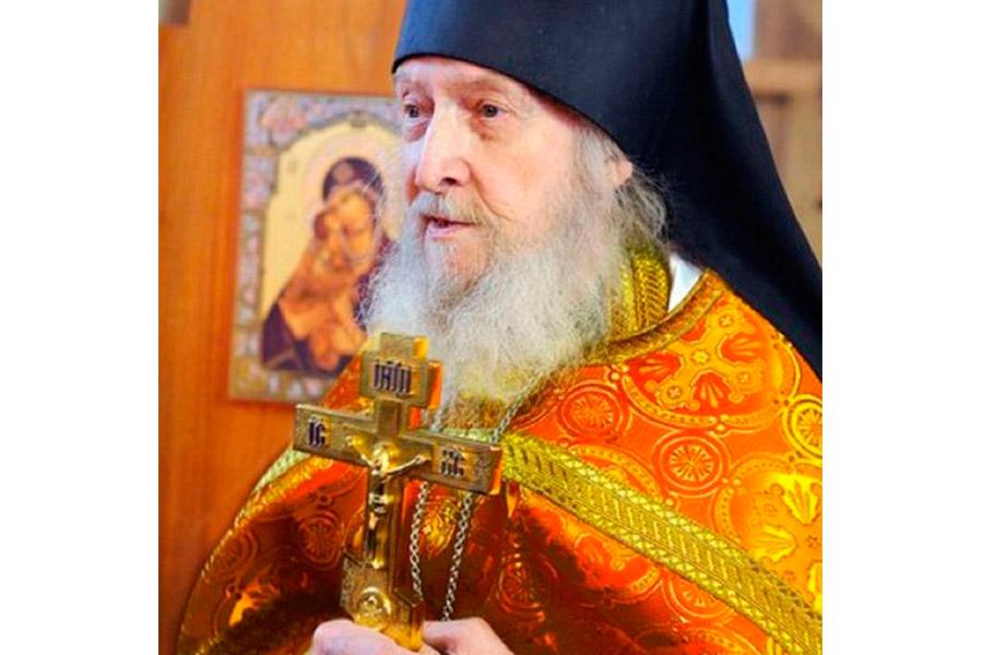 Духовник Донского монастыря Валентин (Гуревич)