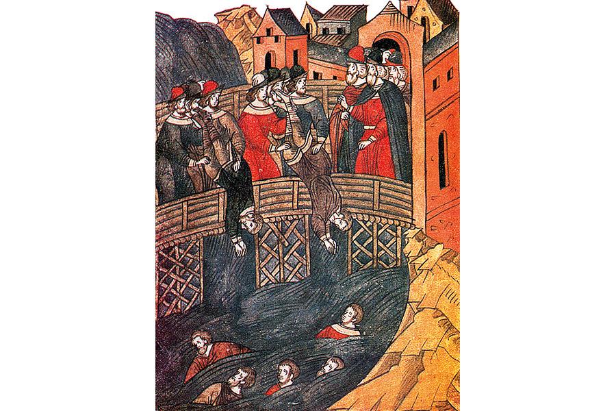 Поход Ивана Грозного на Новгород