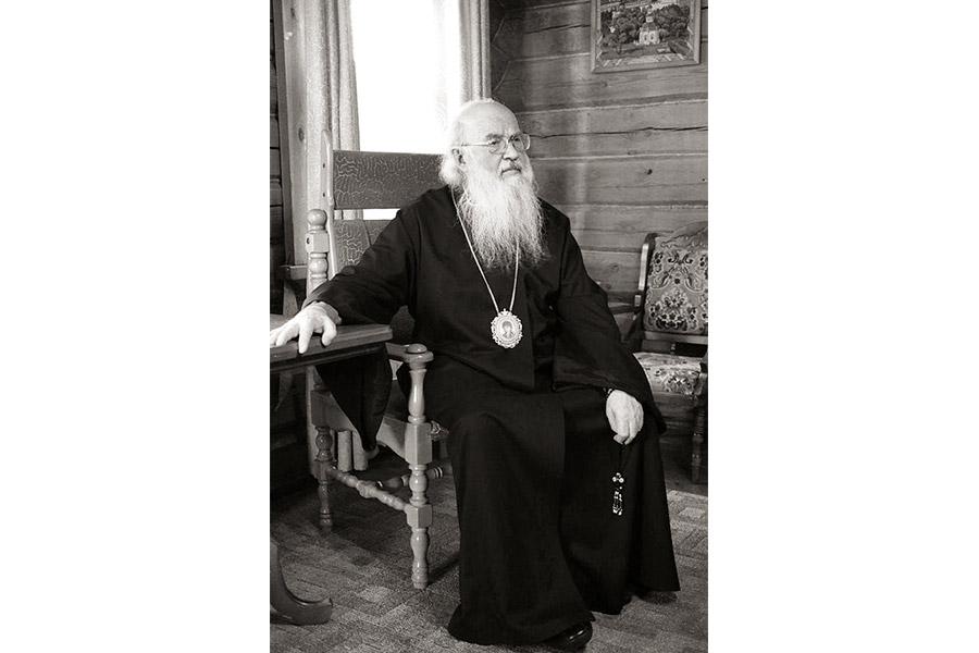 Владыка Евлогий Смирнов