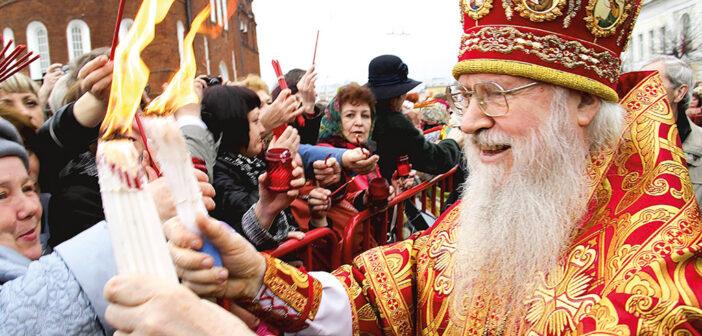Памяти митрополита Евлогия (Смирнова; † 22.07.2020)