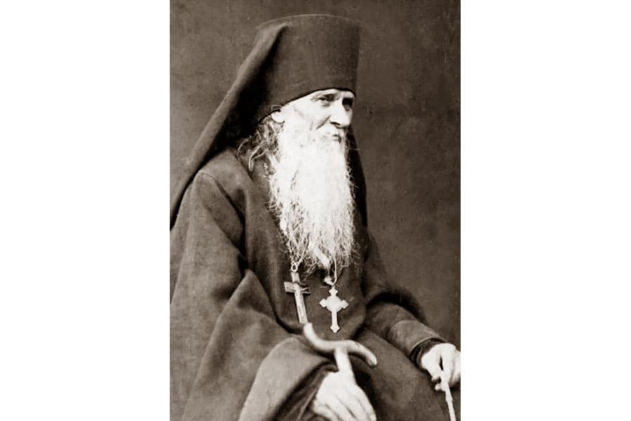 Преподобный Амвросий, Оптинский старец