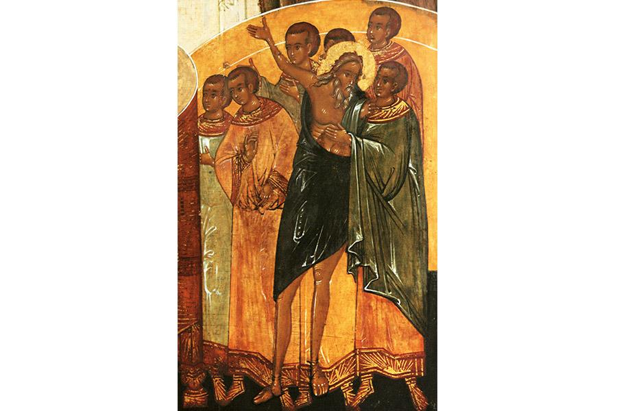 Андрей юродивый и Епифаний