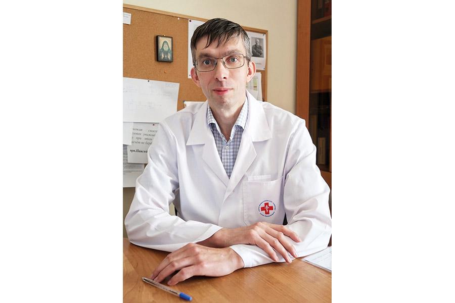 Михаил Евгеньевич Гайченков