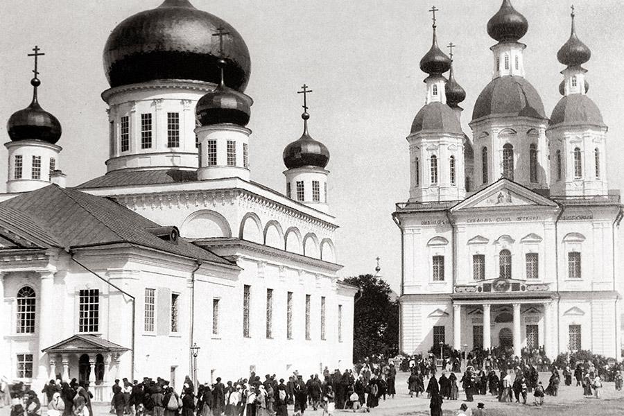 Свято-Успенская Саровская пустынь, 1903 г.