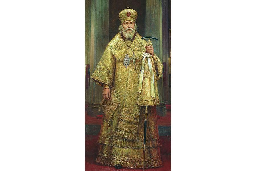 Святитель Иоанн (Снычев)