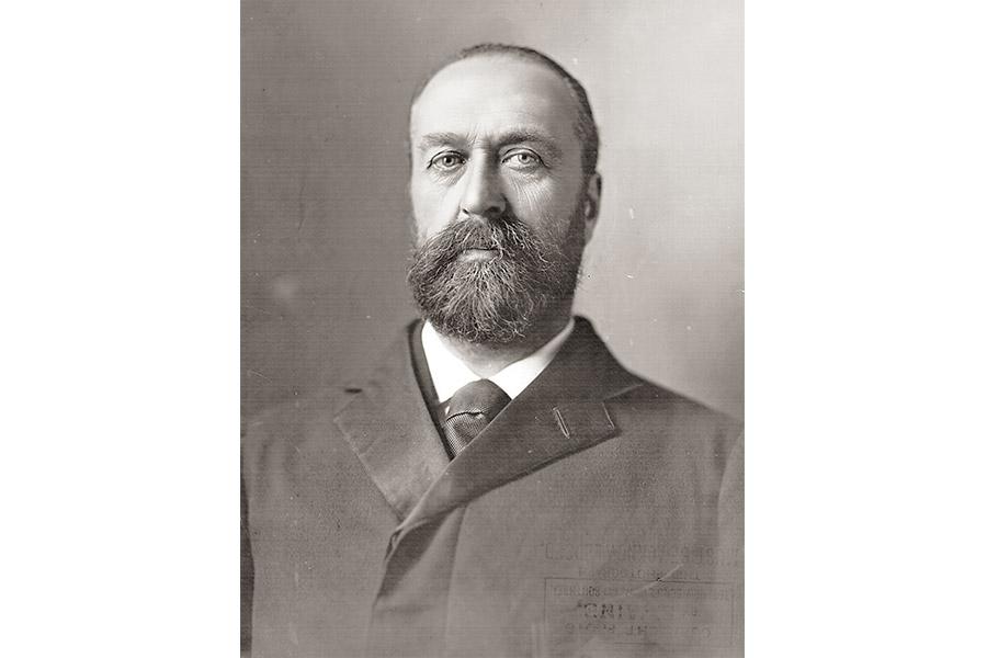 Князь А.Г. Щербатов в конце жизни