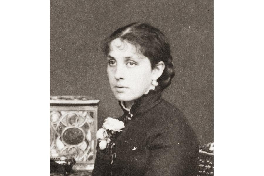 Ольга Александровна Щербатова, 1881 г.