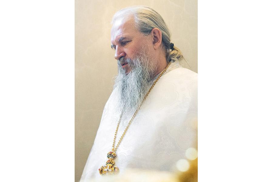 Архимандрит Георгий Шестун