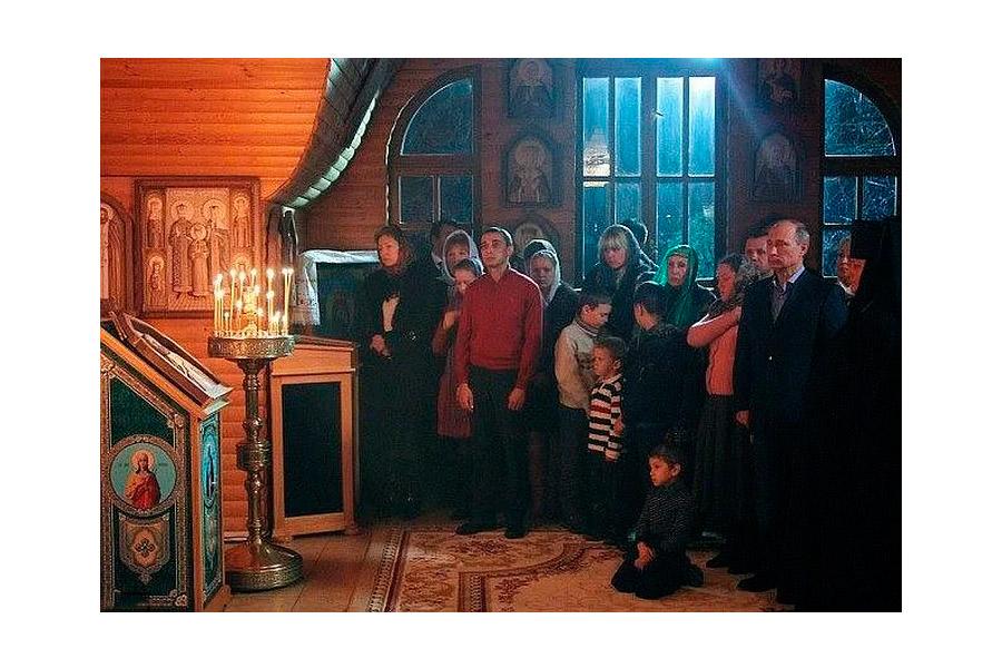 В новом храме в 2013 году на Рождественской службе присутствовал президент России Владимир Путин