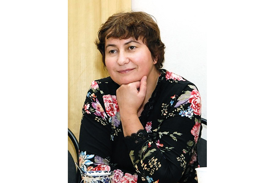 Лидия Андреевна Сычёва