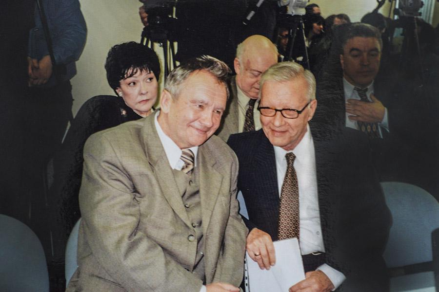 Александр Сергеевич Панарин производил неизгладимое впечатление на всех, с кем сталкивался