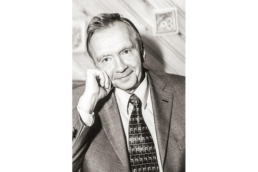 Профессор Александр Сергеевич Панарин