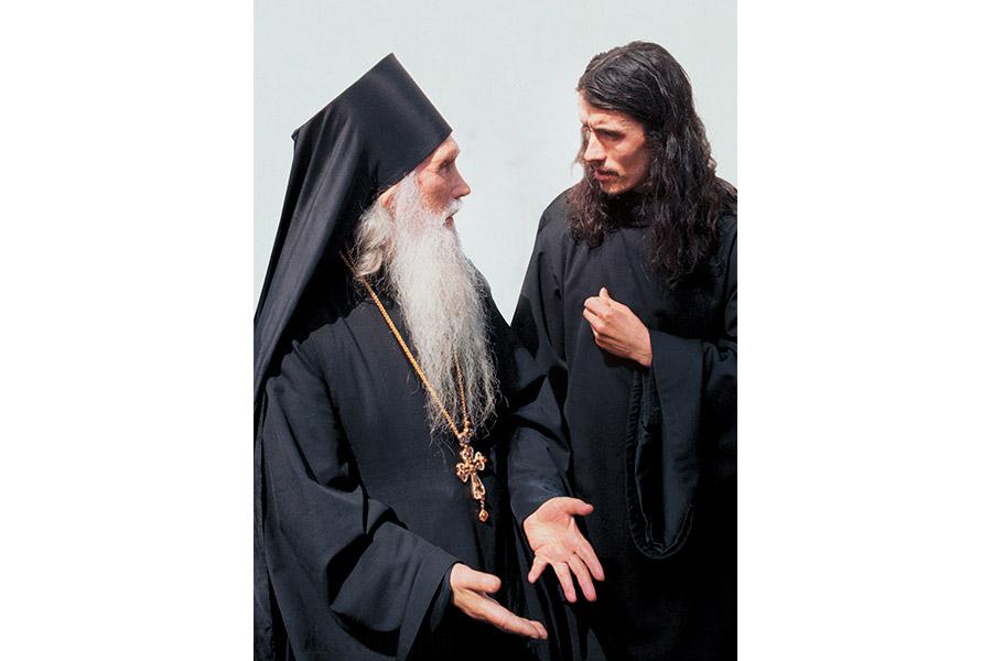 Беседа со старцем Кириллом