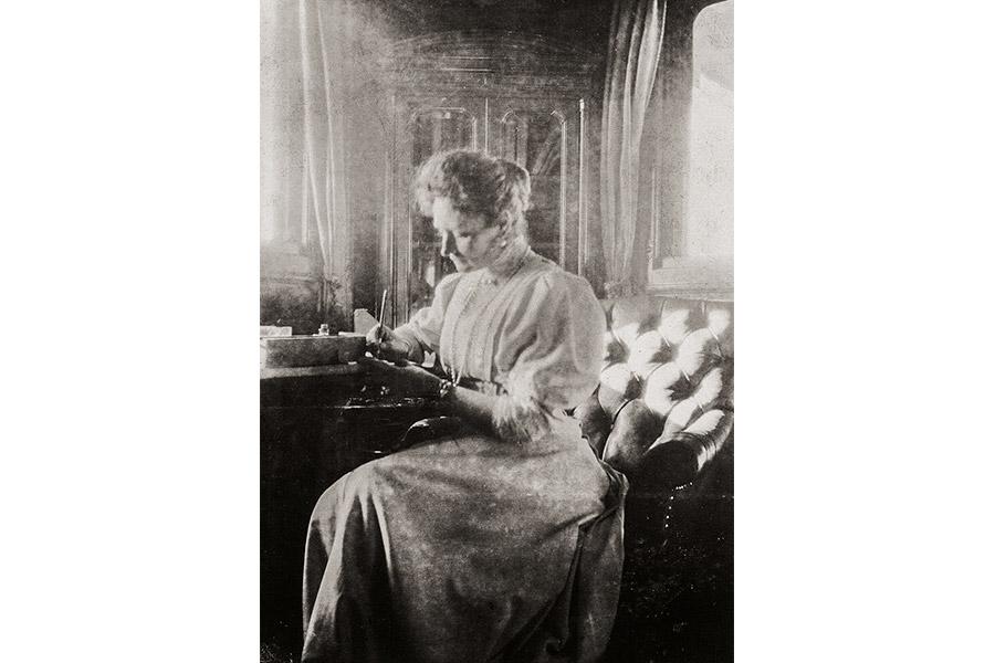 Императрица Александра Феодоровна Романова