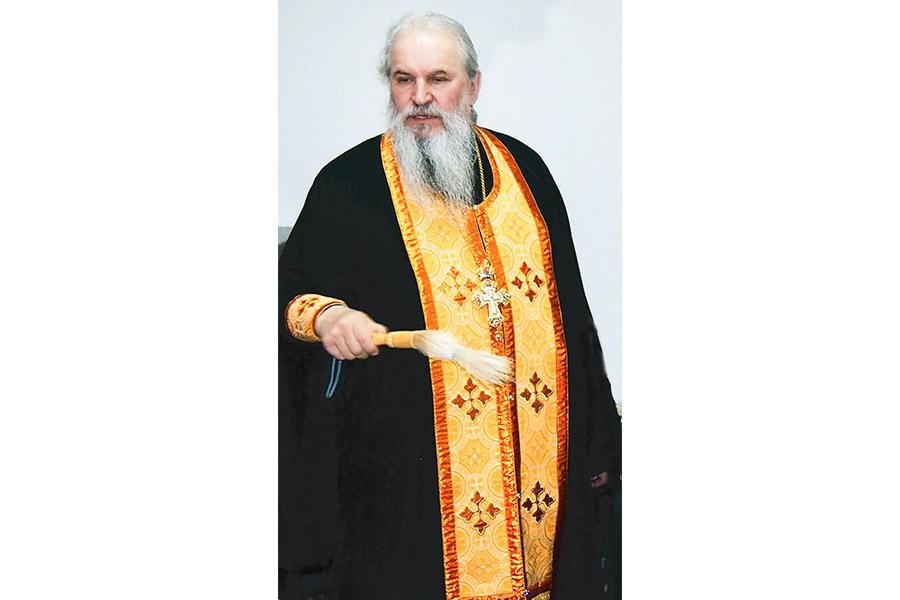 Архимандрит Георгий (Шестун)