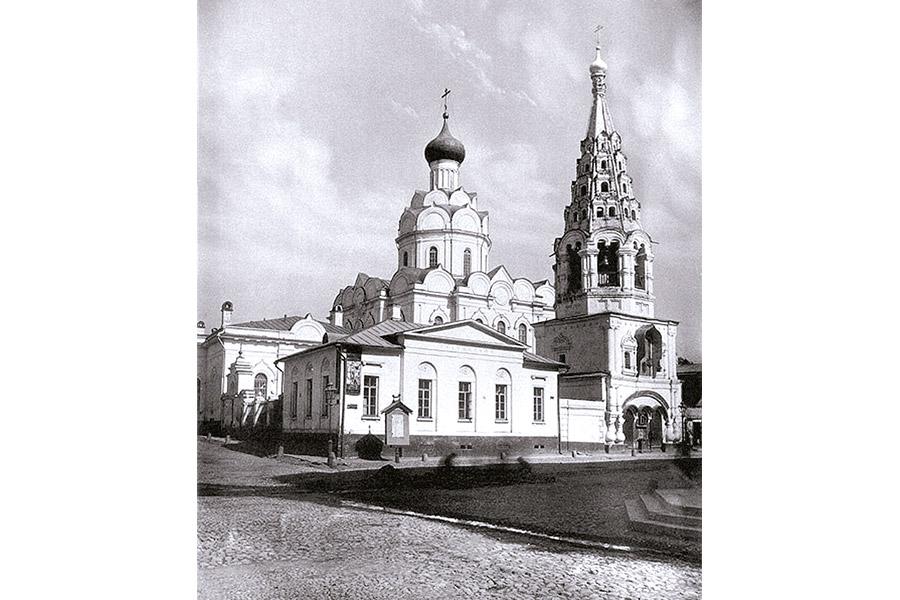 Николо-Явленский храм