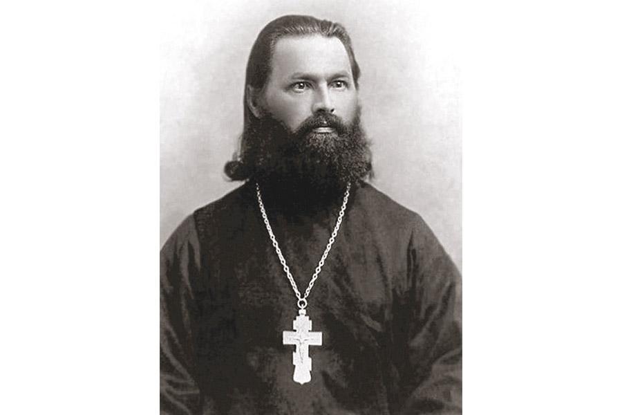 Отец Василий Соколов