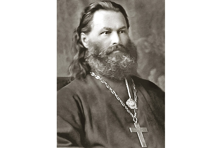 Протоиерей Василий Александрович Соколов