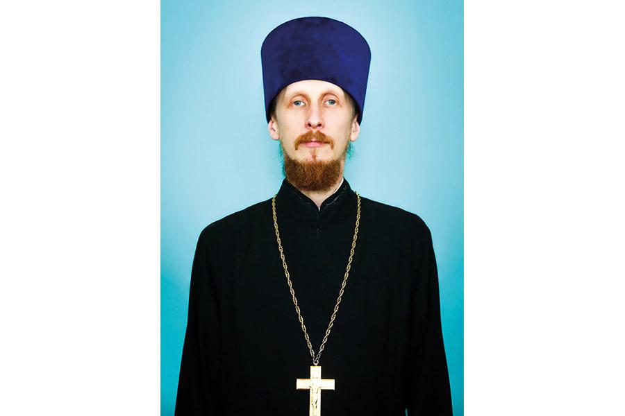 Священник Евгений Шишкин