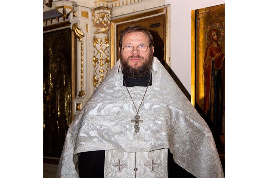 Иерей Сергий Генченков