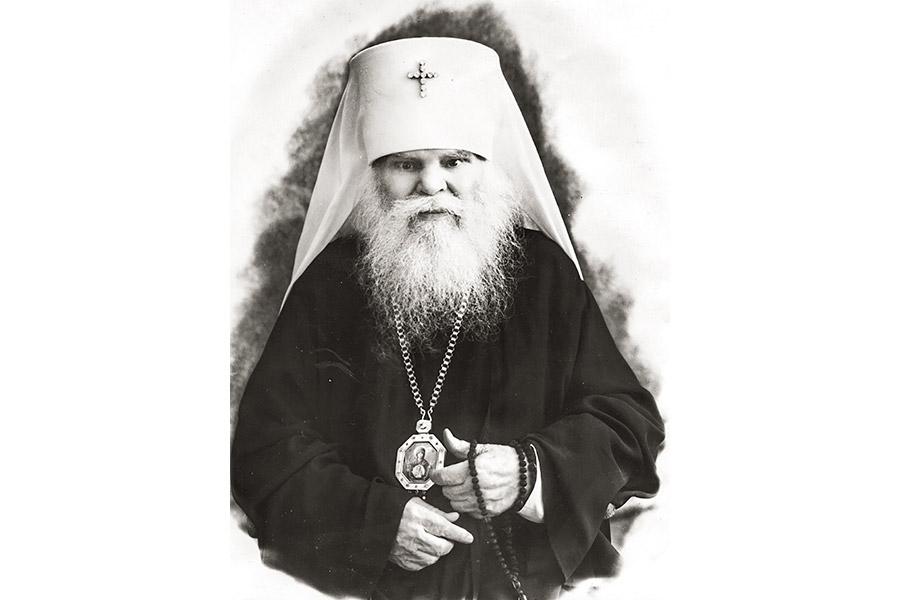 Митрополит Ставропольский и Бакинский Антоний (1886–1962)